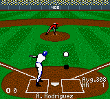 All-Star Baseball 2001 (USA) In game screenshot