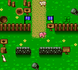 Babe and Friends (Europe) (En,Fr,De,Es,It) In game screenshot
