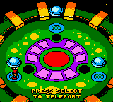 Commander Keen (USA) In game screenshot