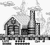 Trip World (Japan) In game screenshot