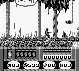 Universal Soldier (USA, Europe) In game screenshot