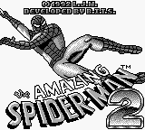 Amazing Spider-Man 2, The (USA, Europe) Title Screen