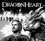 DragonHeart (France) Title Screen