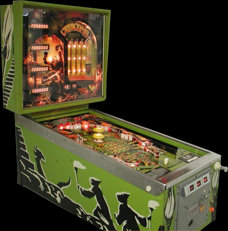 mame pinball machine