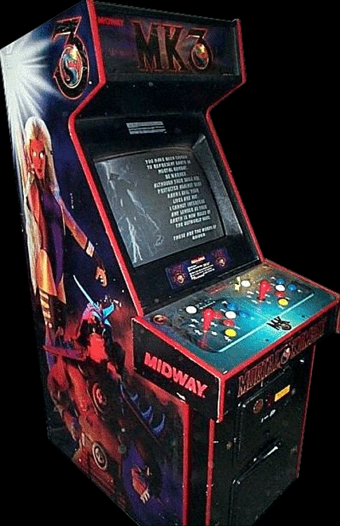mortal kombat 2 arcade manual