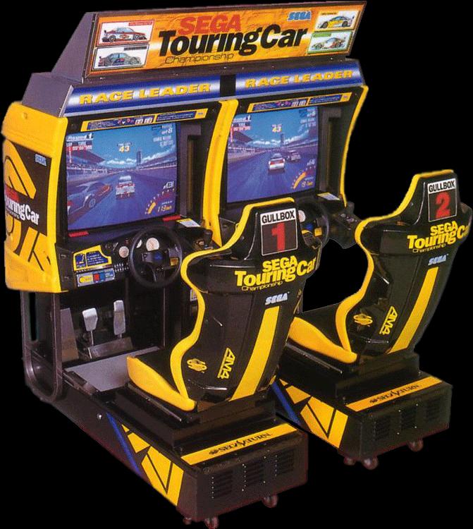 Sega Touring Car Championship Rom