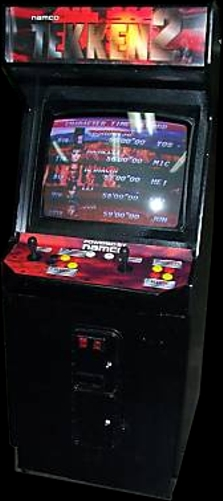 Tekken 2 Ver.B (TES3/VER.B) ROM