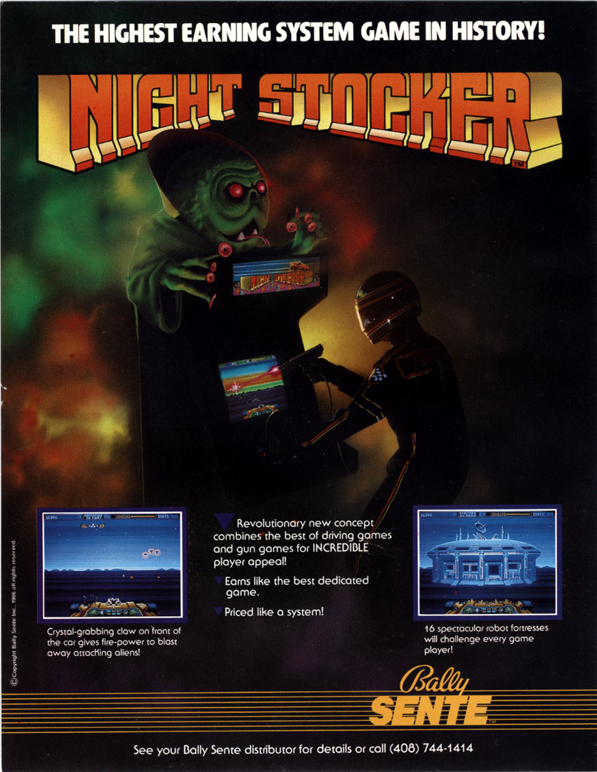 Night Stocker (set 1) ROM < M.A.M.E. - Multiple Arcade Machine Emulator ...
