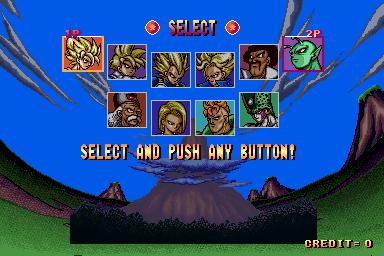Dragonball Z 2 Super Battle Rom