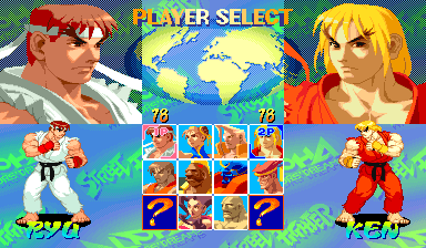 Street Fighter Alpha Warriors Dreams Euro 950727 Rom