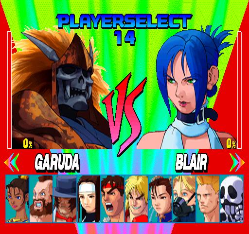 Street Fighter EX Plus Alpha Sfexp