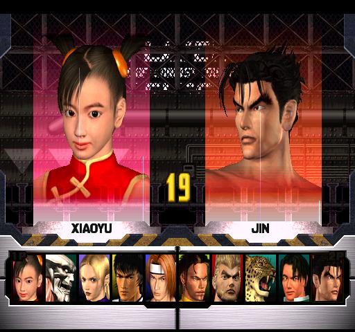 Tekken  Tekken3