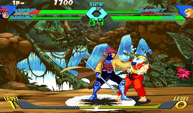 X-Men Vs. Street Fighter (Euro 960910) ROM