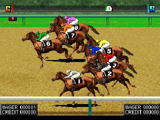 Jockey Grand Prix ROM