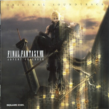 FF7 Advent Children OST Cover