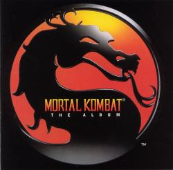 Mortal Kombat Album Cover