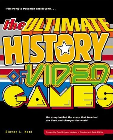 The Ultimate History of Video Games Cover
