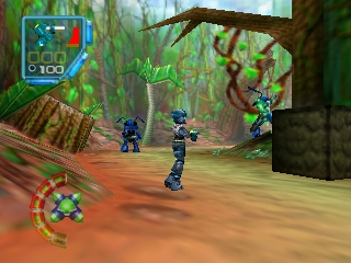 Jet Force Gemini (Europe) (En,Fr,De,Es) In game screenshot