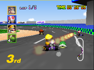 Mario Kart 64 Usa Rom