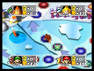 Mario Party 3 (Europe) (En,Fr,De,Es) In game screenshot