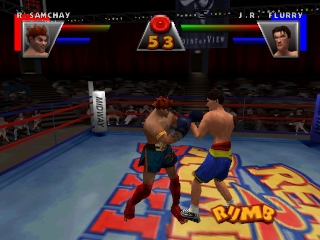 Ready 2 Rumble Boxing (USA) In game screenshot