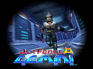 Jet Force Gemini (Europe) (En,Fr,De,Es) Title Screen