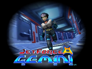 Jet Force Gemini (USA) Title Screen