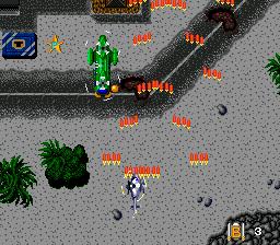 Kyuukyoku Tiger (Japan) In game screenshot
