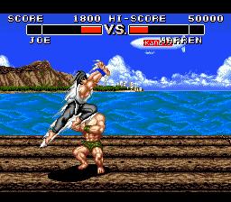 Power Athlete (Japan) In game screenshot