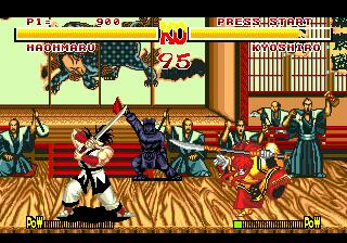 Samurai Shodown Usa Rom