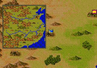 Sanguozhi Liezhuan Luanshi Qunying (China) In game screenshot