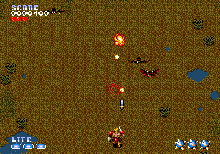 Undead Line (Japan) In game screenshot