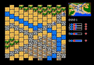 Warrior of Rome (USA) In game screenshot