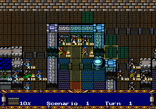 Warsong (USA) In game screenshot