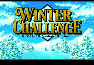 دانلود بازی ورزشهای زمستانی سگا