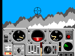 Ace of Aces (Europe) In game screenshot