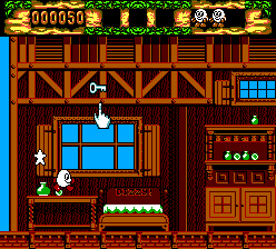 Fantastic Dizzy (Europe) (En,Fr,De,Es,It) In game screenshot