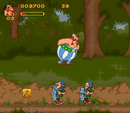 Asterix [Multi4/Español] [+ Emulador PC/PSP/Android] [SNES] [MF]