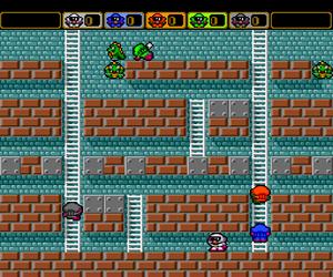 Battle Lode Runner (Japan) Screenshot 1