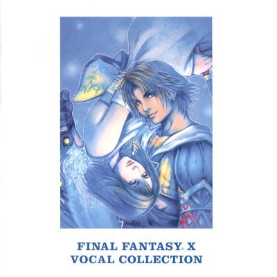 Download FFX Vocal Collection in FLAC