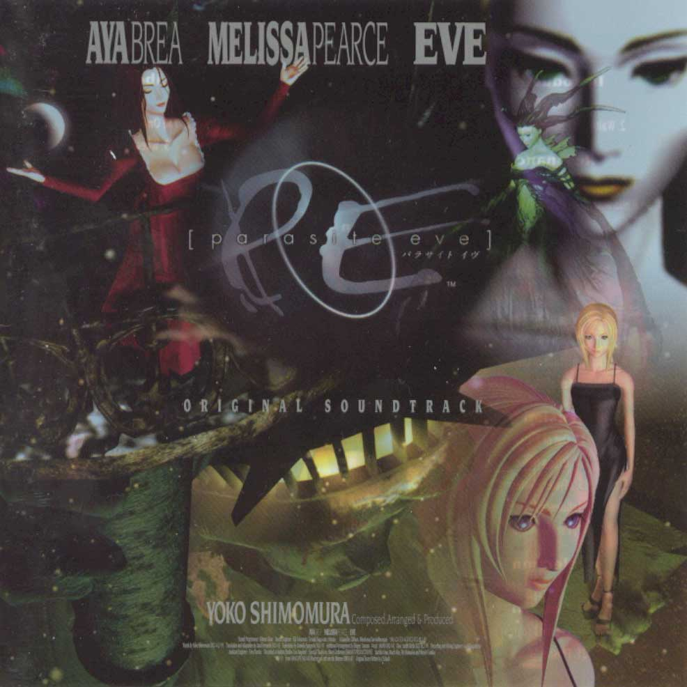Parasite Eve OST Cover