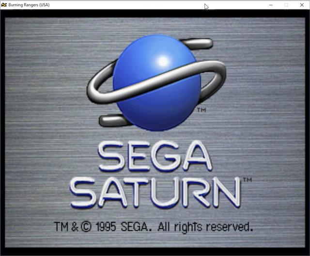 Mednafen Emulator for Saturn on Windows | Emuparadise