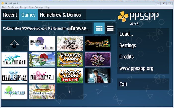 Ppsspp Emulator For Psp On Windows Emuparadise