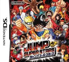 Jump Super Stars (J)(Trashman) Box Art