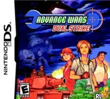 Advance Wars - Dual Strike (U)(Lube) Box Art