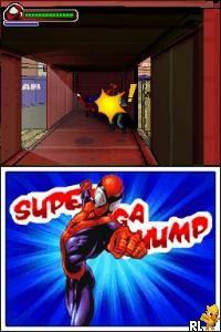 Ultimate Spider-Man (E)(Trashman) Screen Shot