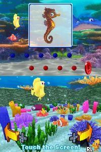 Finding Nemo - Escape to the Big Blue (U)(Trashman) Screen Shot