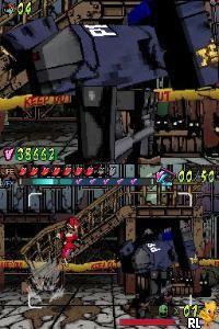 Viewtiful Joe - Double Trouble! (G)(Legacy) Screen Shot