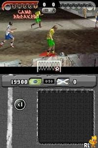 FIFA Street 2 (U)(Trashman) Screen Shot