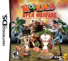 Worms - Open Warfare (U)(Trashman) Box Art